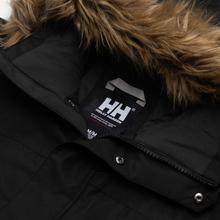 Мужская куртка парка Helly Hansen Dubliner Black фото- 1