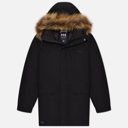 Мужская куртка парка Helly Hansen Dubliner Black