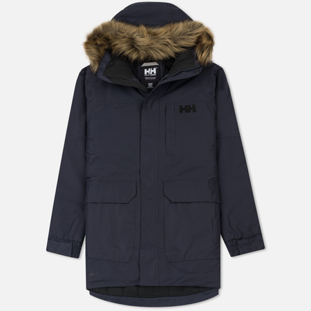 Мужская куртка парка Helly Hansen Dubliner Graphite Blue