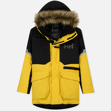 Мужская куртка парка Helly Hansen Expedition Sulphur
