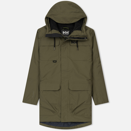 Мужская куртка парка Helly Hansen Galway Ivy Green