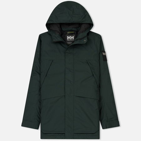Мужская куртка парка Helly Hansen Harbour Darkest Spruce