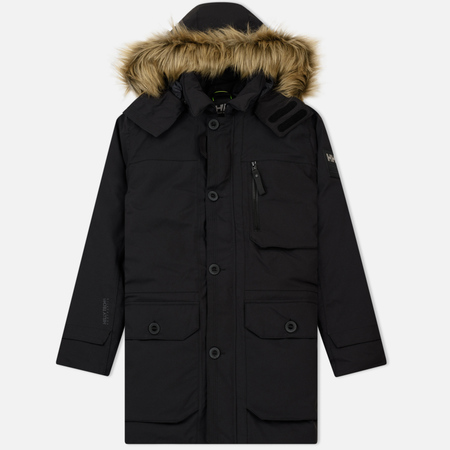 Мужская куртка парка Helly Hansen Longyear Black