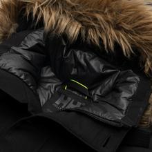 Мужская куртка парка Helly Hansen Longyear II Black фото- 1
