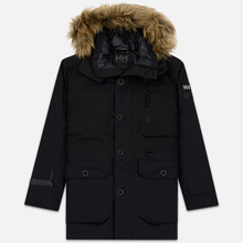 Мужская куртка парка Helly Hansen Longyear II Black фото- 0