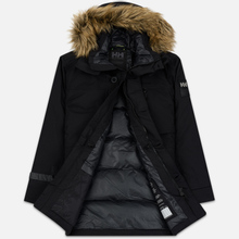 Мужская куртка парка Helly Hansen Longyear II Black фото- 2