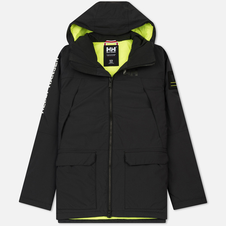 Мужская куртка парка Helly Hansen Shoreline Ebony