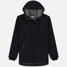 Мужская куртка парка Helly Hansen Urban Long Black фото- 0