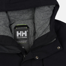 Мужская куртка парка Helly Hansen Urban Long Black фото- 1