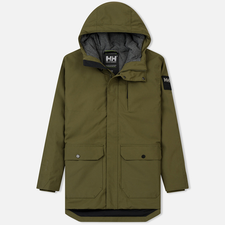 Мужская куртка парка Helly Hansen Urban Long Ivy Green