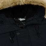 Мужская куртка парка Levi's Hooded Down Davidson Black фото- 6