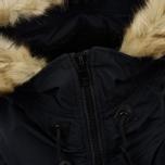 Мужская куртка парка Levi's Hooded Down Davidson Black фото- 3