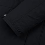 Мужская куртка парка Levi's Hooded Down Davidson Black фото- 4