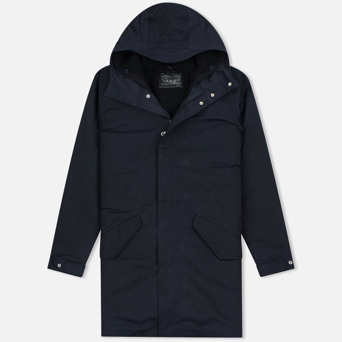 Levi's Thermore Field Men's Parka Nightwatch Blue