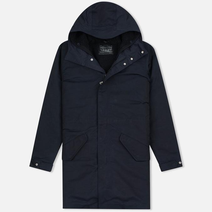 Мужская куртка парка Levi's Thermore Field Nightwatch Blue