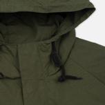 Мужская куртка парка Lyle & Scott Lightweight Dark Sage фото- 3
