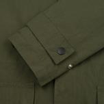 Мужская куртка парка Lyle & Scott Lightweight Dark Sage фото- 6