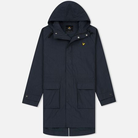 Мужская куртка парка Lyle & Scott Lightweight Navy