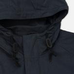 Мужская куртка парка Lyle & Scott Lightweight Navy фото- 3