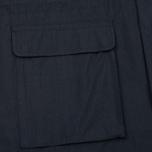 Мужская куртка парка Lyle & Scott Lightweight Navy фото- 5