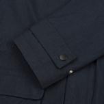 Мужская куртка парка Lyle & Scott Lightweight Navy фото- 6