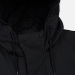 Мужская куртка парка Lyle & Scott Waxy True Black фото- 3