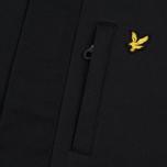 Мужская куртка парка Lyle & Scott Waxy True Black фото- 4