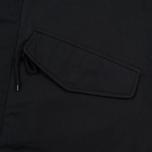Мужская куртка парка Lyle & Scott Waxy True Black фото- 5