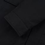 Мужская куртка парка Lyle & Scott Waxy True Black фото- 6