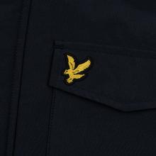 Мужская куртка парка Lyle & Scott Winter Weight Microfleece Dark Navy фото- 6