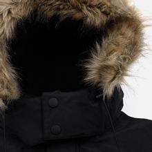 Мужская куртка парка Lyle & Scott Winter Weight Microfleece True Black фото- 3