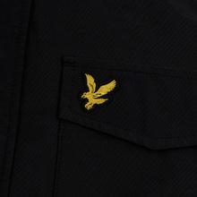 Мужская куртка парка Lyle & Scott Winter Weight Microfleece True Black фото- 4