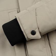 Мужская куртка парка MA.Strum Ascenda Silver Goose фото- 1