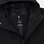 Мужская куртка парка maharishi Mahatec Black фото- 2