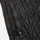 Мужская куртка парка maharishi Quilted Tri Border Black фото- 6