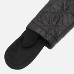 Мужская куртка парка Maharishi Quilted Tri Border Black фото- 7