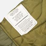 Мужская куртка парка Maharishi Quilted Tri Border Olive фото- 7