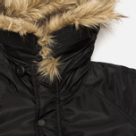 MHI By Maharishi Flight Tail Men's Parka Black photo- 3