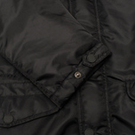MHI By Maharishi Flight Tail Men's Parka Black photo- 4