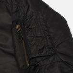 MHI By Maharishi Flight Tail Men's Parka Black photo- 5