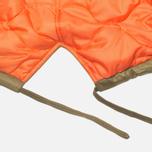 Мужская куртка парка MHI By Maharishi Flight Tail Olive фото- 9