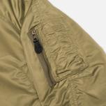Мужская куртка парка MHI By Maharishi Flight Tail Olive фото- 5