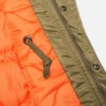 Мужская куртка парка MHI By Maharishi Flight Tail Olive фото- 7