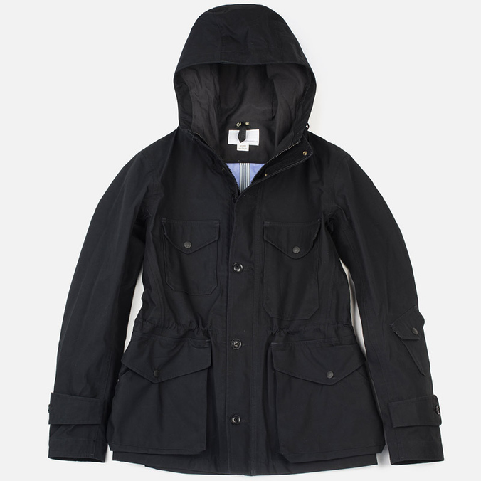 Мужская куртка парка Nanamica GORE-TEX Cruiser Black