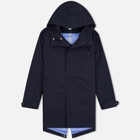 Мужская куртка парка Nanamica GORE-TEX Shell Marine Navy