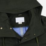 Мужская куртка парка Nanamica GORE-TEX Shell Moss Green фото- 2