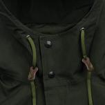 Мужская куртка парка Nanamica GORE-TEX Shell Moss Green фото- 6
