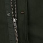 Мужская куртка парка Nanamica GORE-TEX Shell Moss Green фото- 5