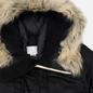 Мужская куртка парка Nanamica Harbor Down Coat Black фото - 3