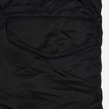 Мужская куртка парка Nanamica Harbor Down Coat Black фото- 5